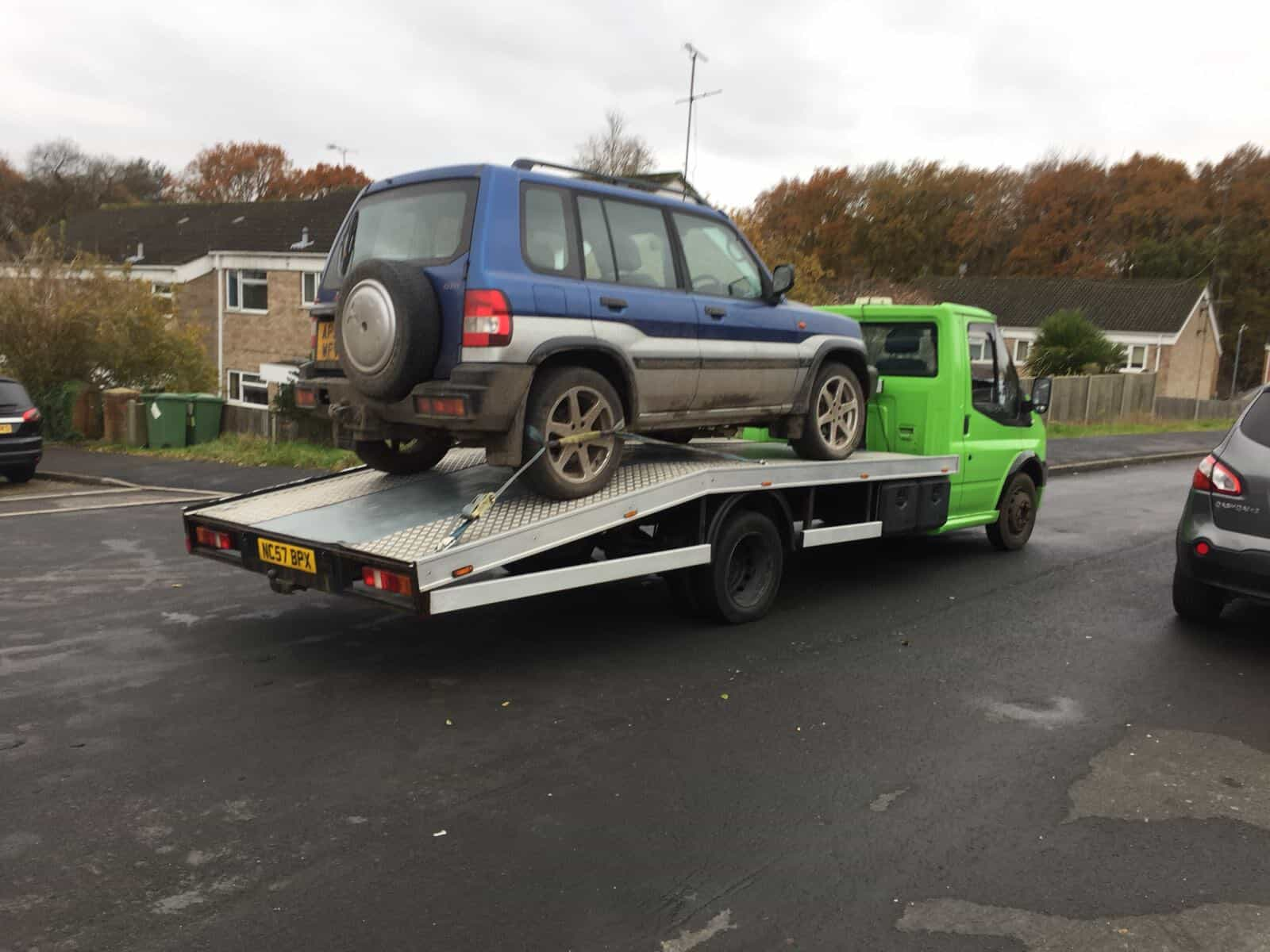 M3 M4 M25 Car Recovery