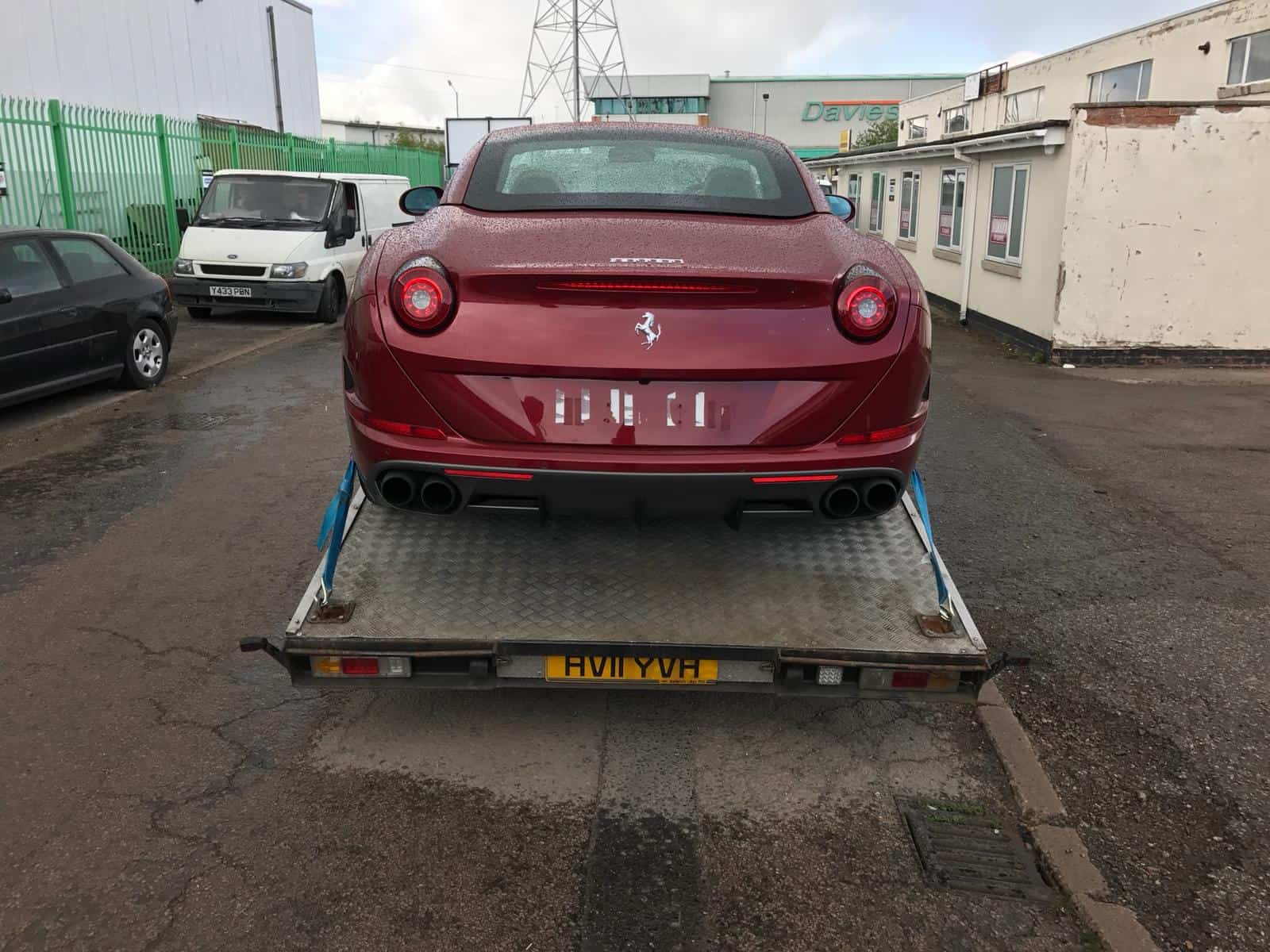 Reading Car Recovery