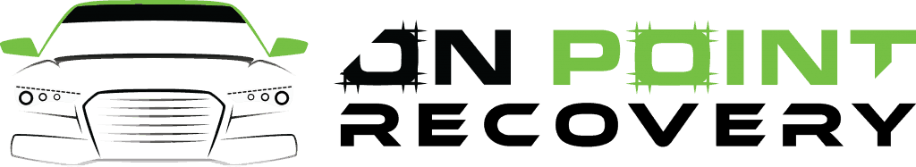 On Point Recovery Logo