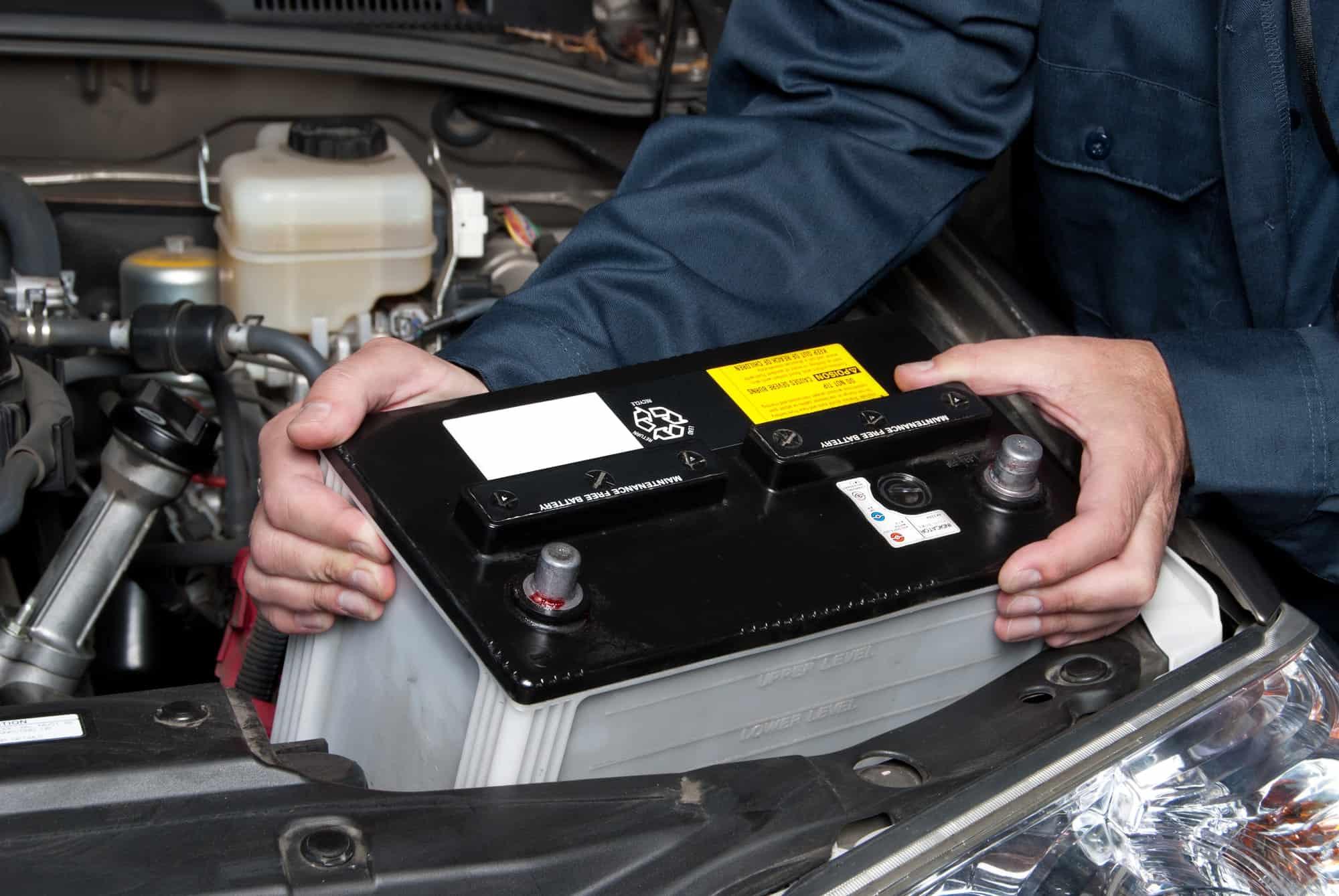 Flat Battery Service